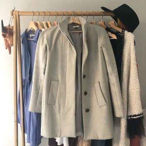 J Crew Wool Mercantile Jacket